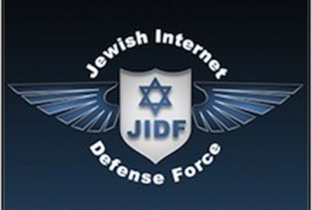 Jewish Internet Defense Force