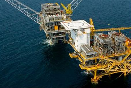Nobel Energy offshore oil drilling