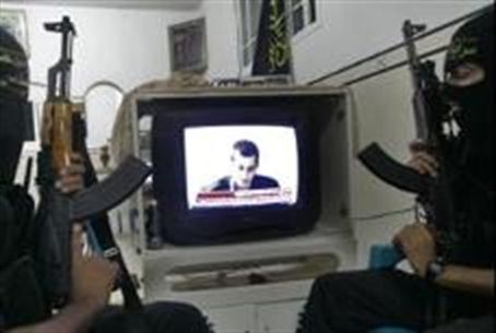 Shalit in 2009 tape release  by Hamas