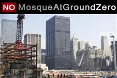 Ad: No Mosque at Ground Zero