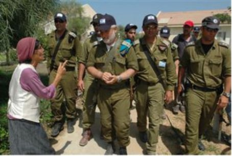 Expulsion of Gush Katif