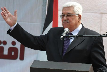 Fatah leader Chairman Mahmoud Abbas