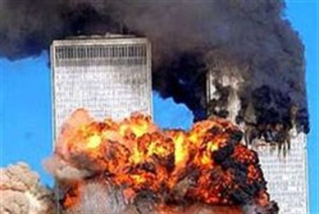 Attack on Twin Towers9/11