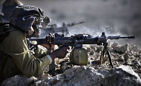 IDF Soldiers were ready for terrorist attack