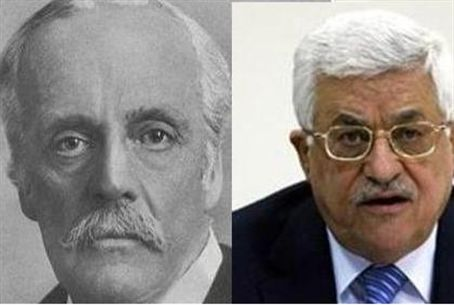 Lord Balfour and Abbas