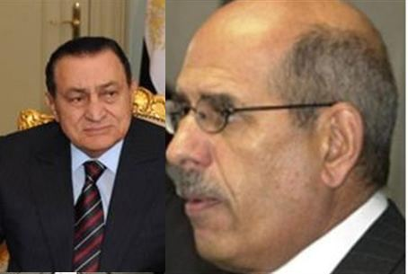 Mubarak and ElBareidi