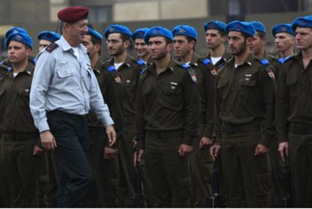 IDF soldiers