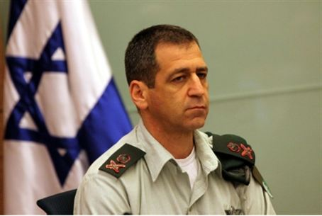Military Intel. chief Maj.-Gen. Kochavi