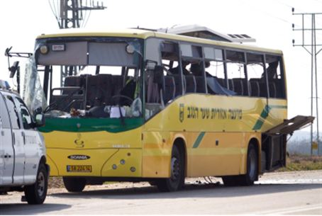 Negev Bus Attack
