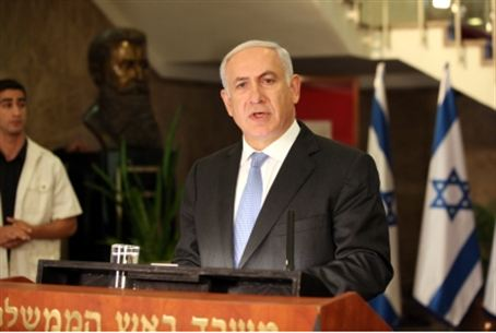 Netanyahu still the public's choi