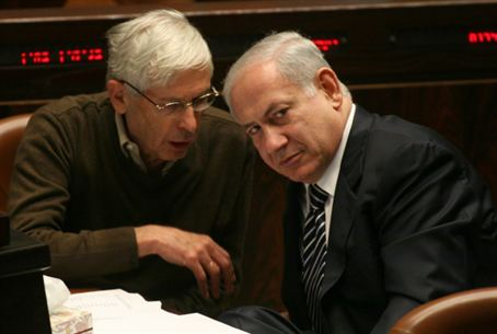 Begin and Netanyahu