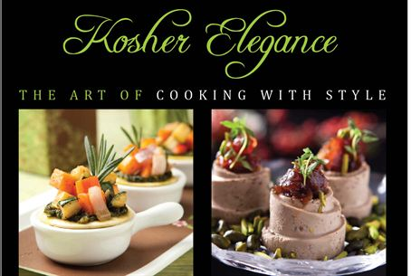 Kosher Elegance adds style to Shavuot table