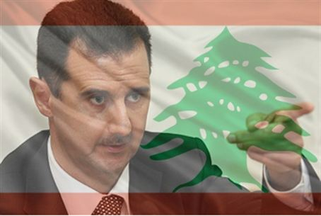 Assad Lebanon Influence