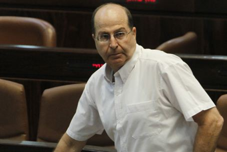 Vice PM Yaalon