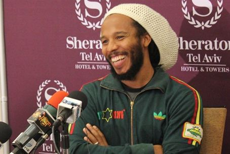 Ziggy Marley in Israel