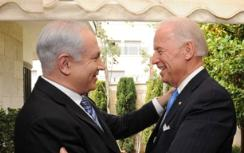 Bibi and Biden