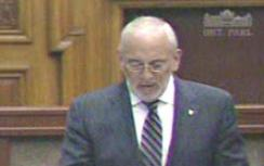 Ontario legislator Peter Shurman