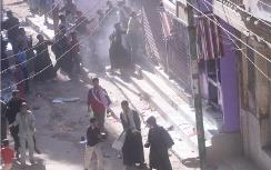 Muslim-Coptic violence in Egypt