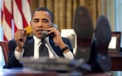 Obama on phone to Netanyahu