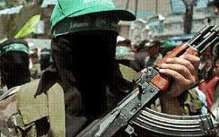 Hamas-affiliated guerrillas