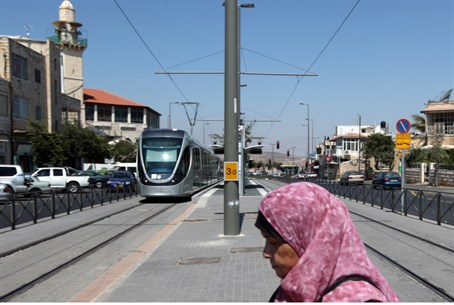 Light rail, Jerusalem
