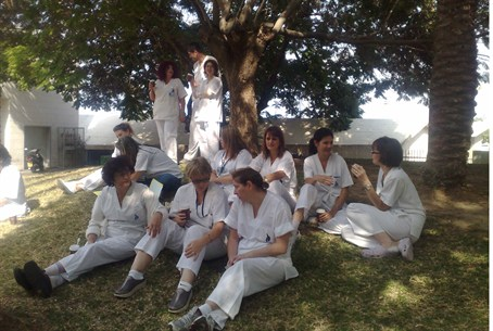 Wolfson Nurses Strike