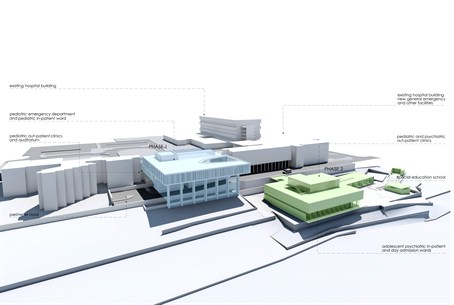 Model of the new complex