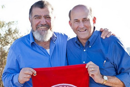 Mesika with Gohmert