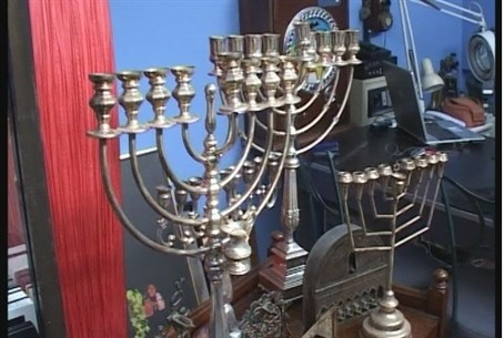 Judaica items