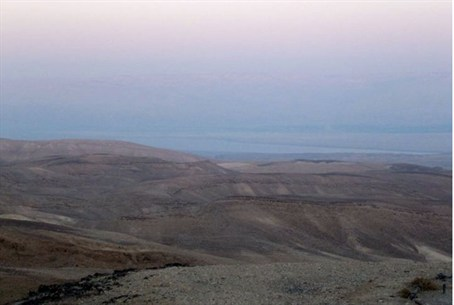 No pollution in the northern Negev skies near