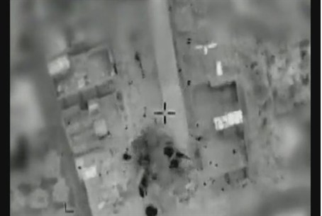 IAF strikes weapons facility in Gaza