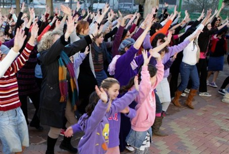 Beit Shemesh Flash Mob