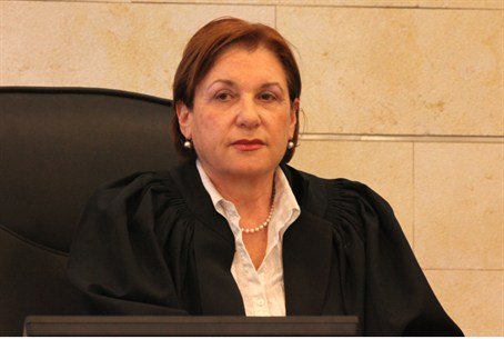 Judge Nili Arad