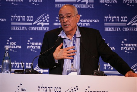 Halutz at Herzliya Conference