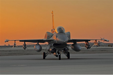 An Israeli option: F-16i