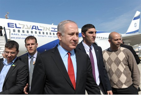 Netanyahu returns to Israel