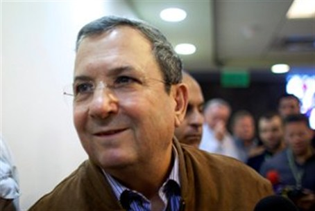 Ehud Barak accuses and is accused