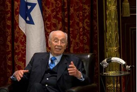 Peres in Montreal last week