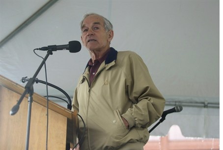 US Rep. Ron Paul (R-TX)