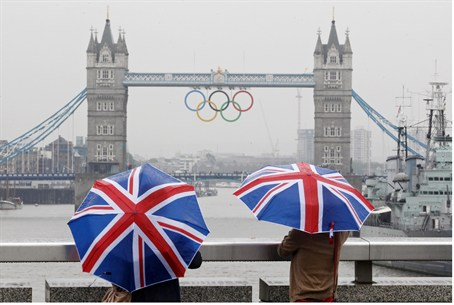 London prepares for the Olympics