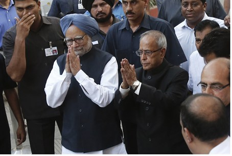 Singh and Mukherjee