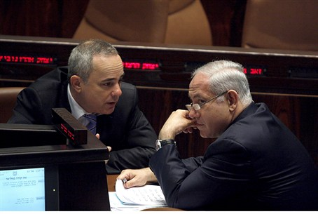 Netanyahu and Steinitz