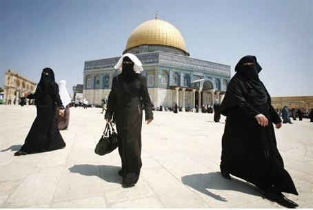 Temple Mount: Jews restricted