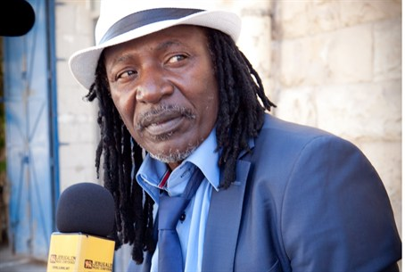 Alpha Blondy in Jerusalem