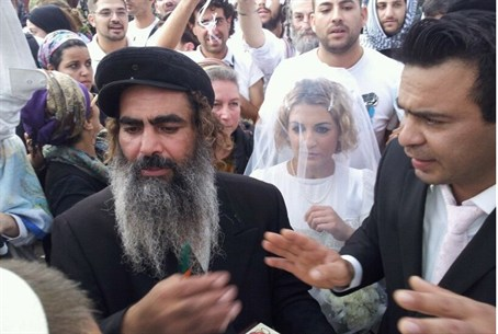 Wedding in Uman