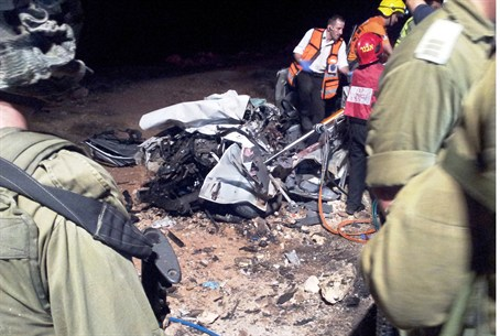 Accident in Samaria