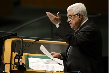 Abbas addresses UN Genearal Assembly