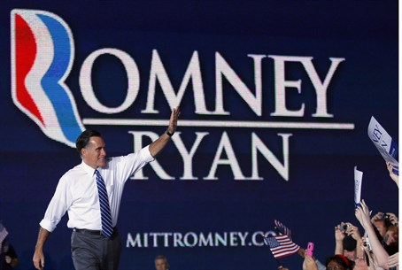 Romney's hoping a last minute ad surge will w