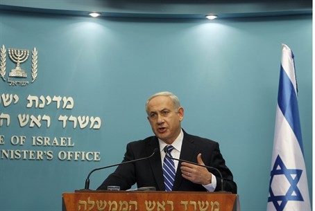 Netanyahu called for early elections Tuesday
