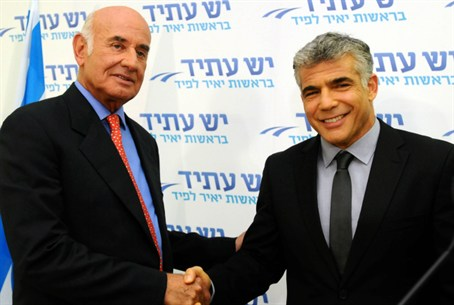 Lapid and Perry